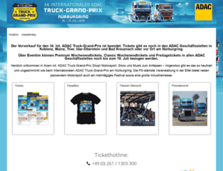 shop.truck-grand-prix.de screenshot