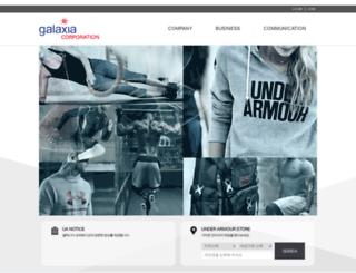 shop.underarmour.co.kr screenshot
