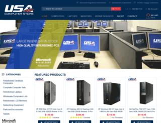 shop.usacomputerstore.com screenshot