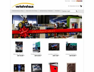 shop.verkehrshaus.ch screenshot