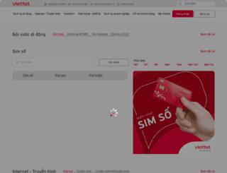 shop.viettel.vn screenshot