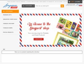 shop.vpost.com.sg screenshot