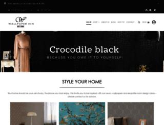shop.wallpaperinn.co.za screenshot