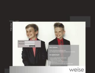 shop.weise.eu screenshot