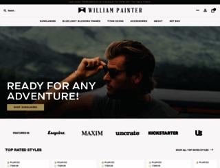 shop.williampainter.com screenshot