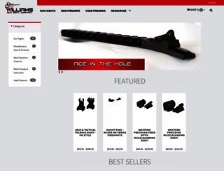 shop.williamsgunsight.com screenshot