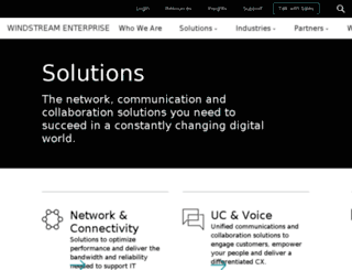 shop.windstreambusiness.com screenshot
