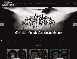 shop.wittr.com screenshot