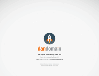 shop20.dandomain.dk screenshot