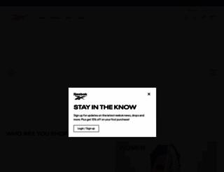 shop4reebok.com screenshot