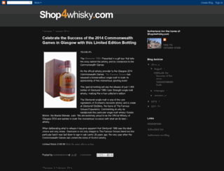 shop4whisky.blogspot.com screenshot