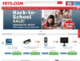 shop5.frys.com screenshot