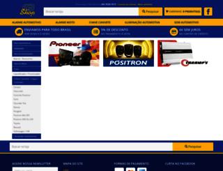 shop63.com.br screenshot