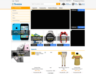 shopaaj.com screenshot