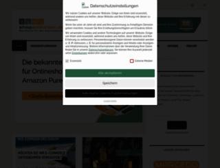 shopanbieter.de screenshot