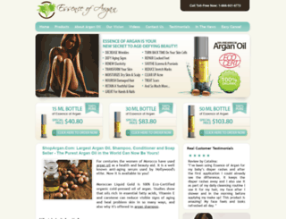 shopargan.com screenshot