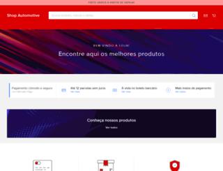 shopautomotive.com.br screenshot