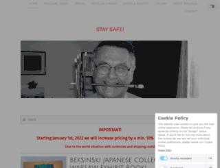 shopbeksinski.com screenshot