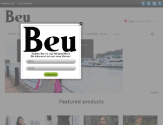 shopbeu.co screenshot
