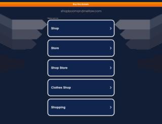 shopboomandmellow.com screenshot