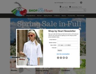 shopbyheart.com.au screenshot