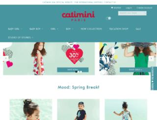 shopcatimini.com screenshot