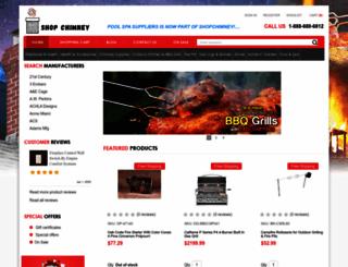 shopchimney.com screenshot