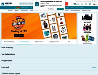 shopclue.com screenshot