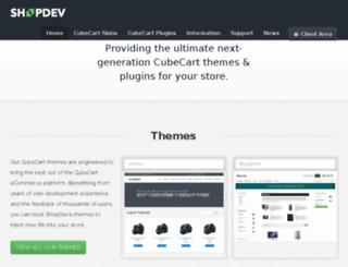 shopdev.co.uk screenshot