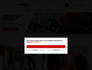 shopdirect-online.de screenshot