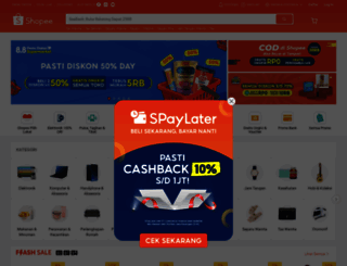 shopee.co.id screenshot