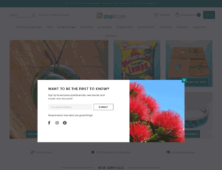 shopenzed.com screenshot