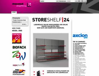 shopfitting.de screenshot