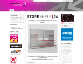shopfittings.ru screenshot