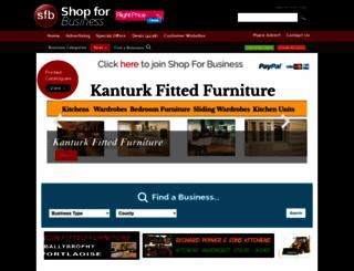 shopforbusiness.net screenshot