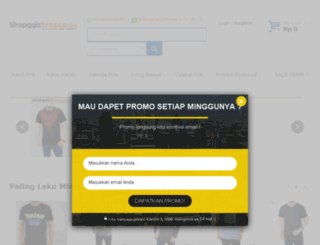 shopggiztresco.com screenshot