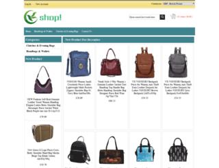 shophere4fitness.co.uk screenshot