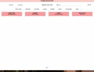 shopimpressions.com screenshot