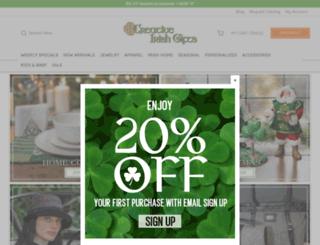 shopirish.com screenshot