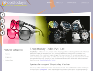 shopittodayindiapvtltd.net screenshot