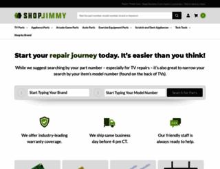 shopjimmy.com screenshot