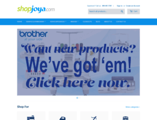 shopjoya.com screenshot