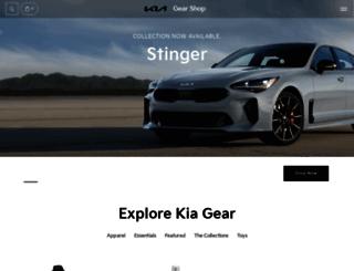 shopkiagear.com screenshot