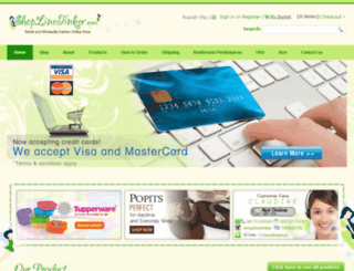 shoplinetinker.com screenshot