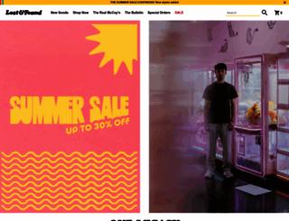 shoplostfound.com screenshot