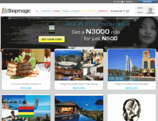 shopmagic.com screenshot