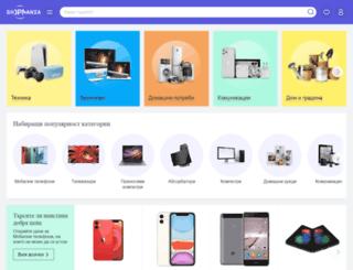 shopmania.bg screenshot
