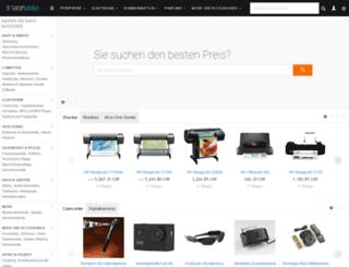 shopmania.ch screenshot