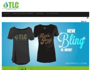 shopmytlc.com screenshot