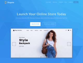 shopnix.in screenshot